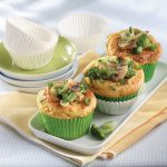 Potato Muffins with Vegetable