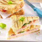 French Toast with Mozzarella