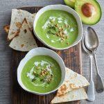 Avocado soup (Creamy)