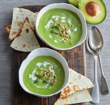 Creamy Avocado Soup