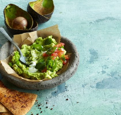 Guacamole - The Best Recipe