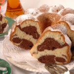 Marble sponge cake - a simple recipe for all occasions
